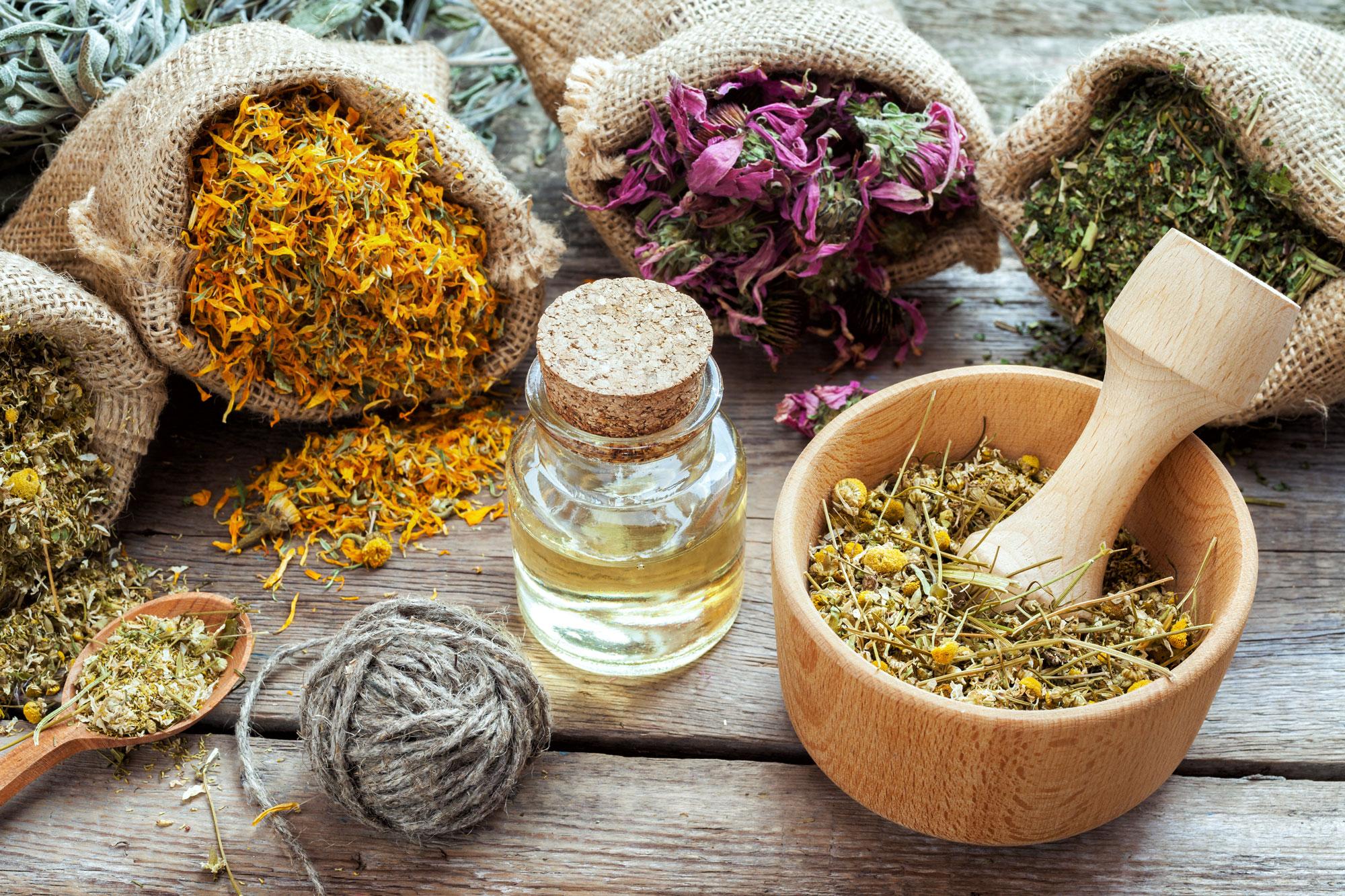 harmony healing herbs