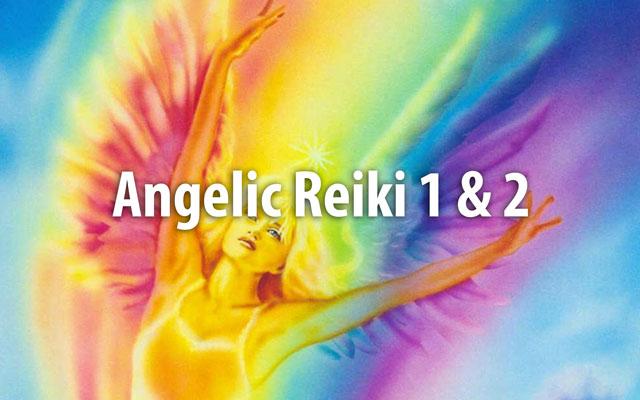amgelic reiki 1 and 2 workshop image